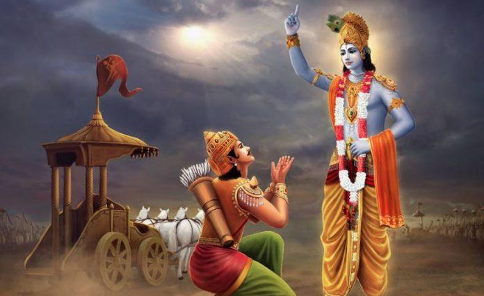 Why God Speak To Krishna And Not To Arjuna