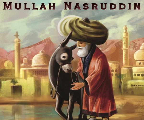 Mulla Nasruddin And His Donkey